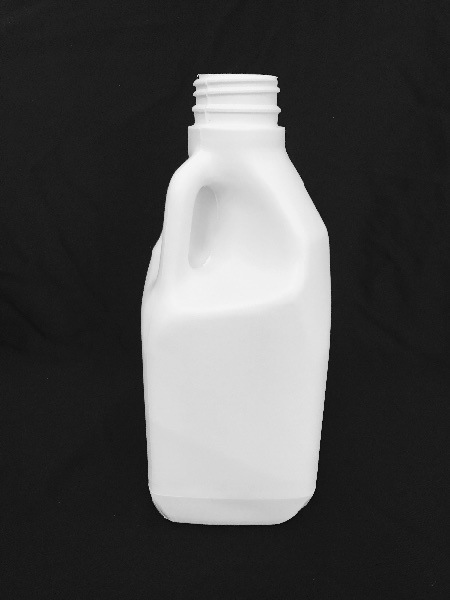 1L Square Bottle with Handle