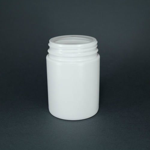 250ml Jar with 63mm Tamper Tell Neck